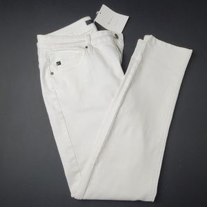 KanCan whitewashed Skinny Jeans